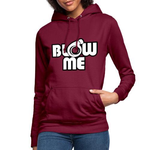blow me - Luvtröja dam