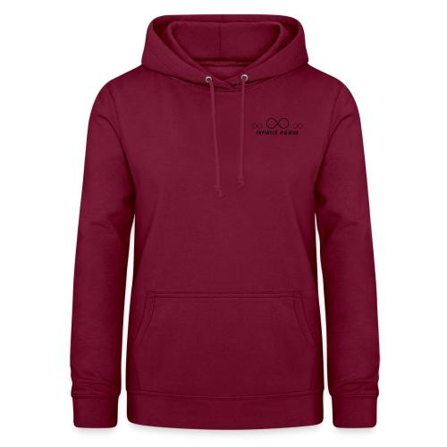 Infinte Power - Vrouwen hoodie