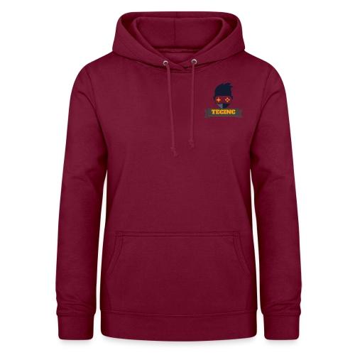 TecInc Twitch Logo - Dame hoodie