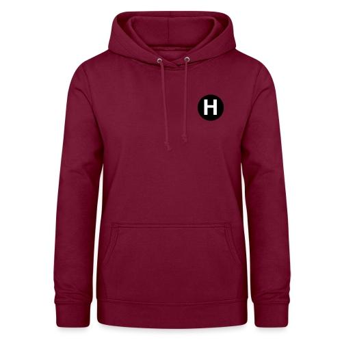 Escudo H - Sudadera con capucha para mujer