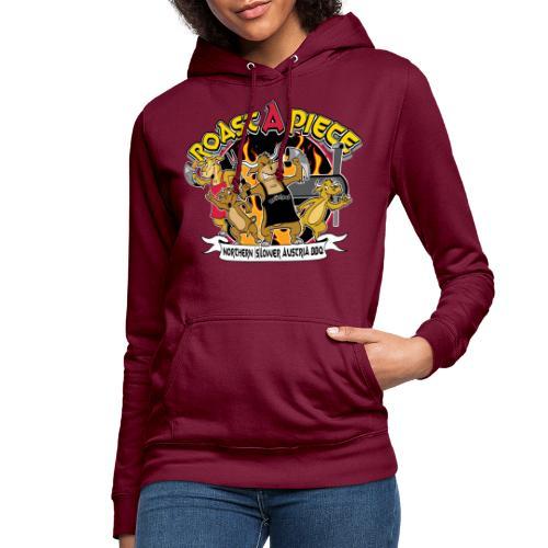 Roast a Piece Streetwear - Frauen Hoodie