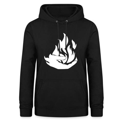 Flamekeeper logo - Vrouwen hoodie