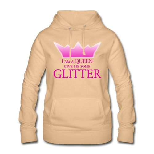Glitter Queen - Frauen Hoodie