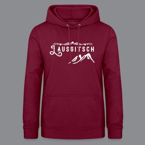 Lausgitsch Weiß - Frauen Hoodie