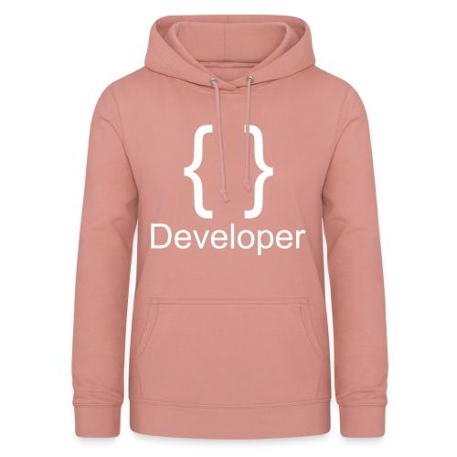 Developer - Frauen Hoodie