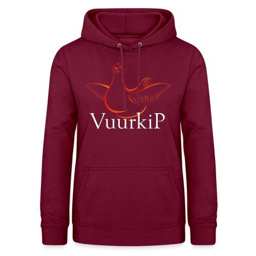 Vuurkip - Vrouwen hoodie