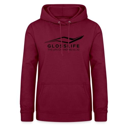 Glosslife Logo - Frauen Hoodie