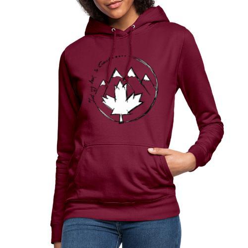 Canada - Frauen Hoodie
