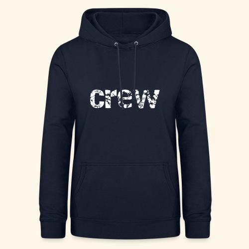 Crew - Luvtröja dam