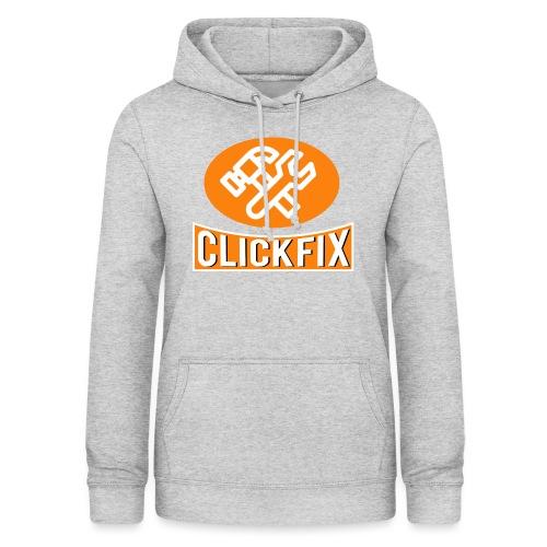 Clickfix 60' - Dame hoodie