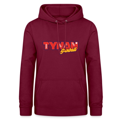 Tynan Pinball - Women's Hoodie