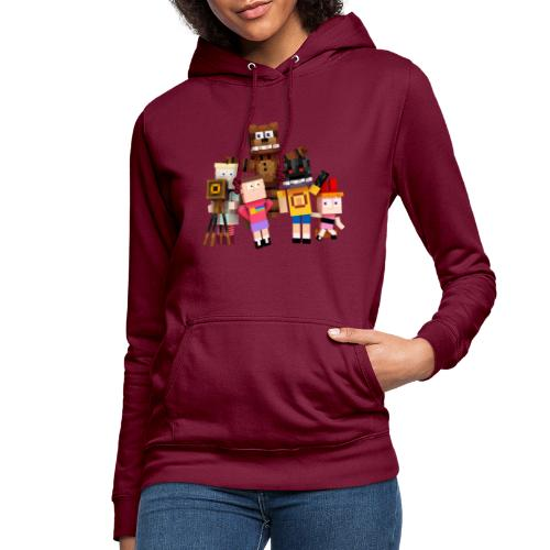 Withered Bonnie Productions - Meet The Gang - Women's Hoodie