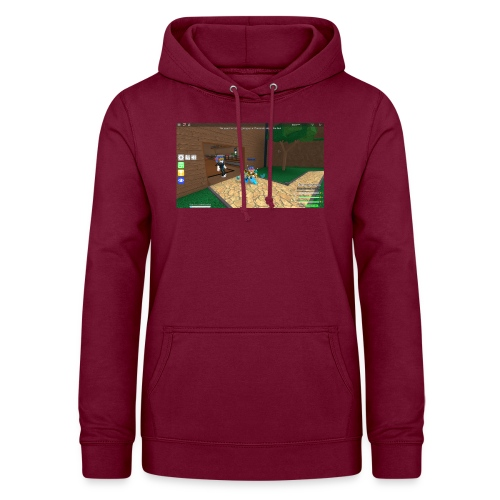 Roblox freecomkean Bruger epic minigames LIMITED - Dame hoodie