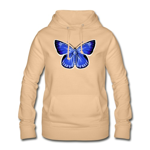 vlinder2_d - Vrouwen hoodie
