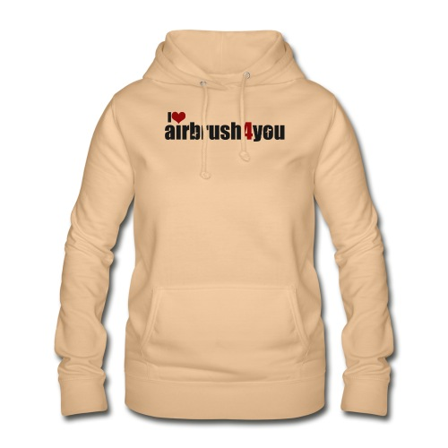 I Love airbrush4you - Frauen Hoodie