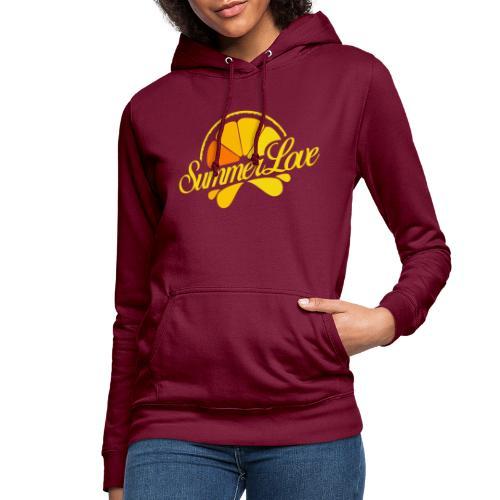Logo Summer Love 06 - Vrouwen hoodie