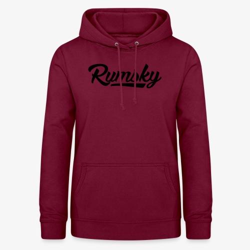 Rumsky-logo - Vrouwen hoodie
