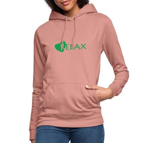Relax - Frauen Hoodie