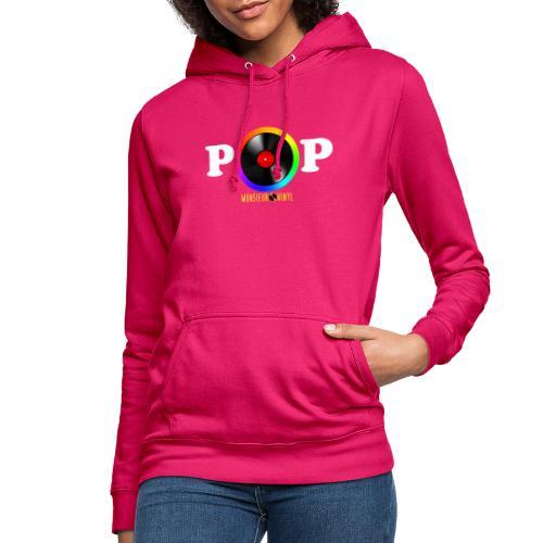 Collection POP - Sweat à capuche Femme