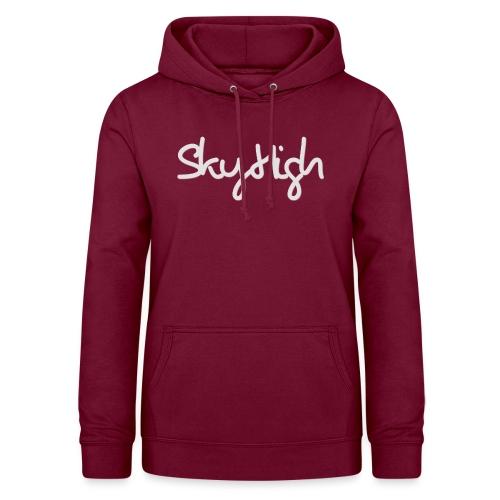 SkyHigh - Bella Women's Sweater - Light Gray - Women's Hoodie