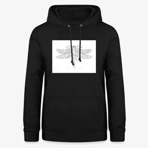 libelula - Sudadera con capucha para mujer