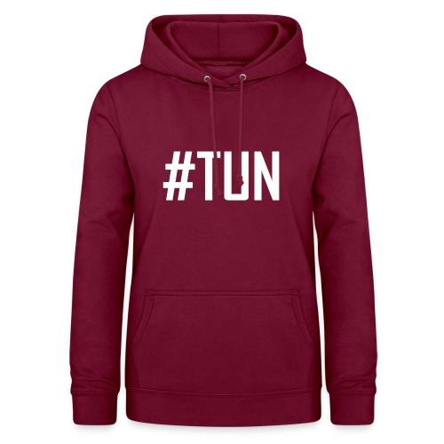 TUN - Einfach TUN, der Anfang vom Erfolg - Frauen Hoodie
