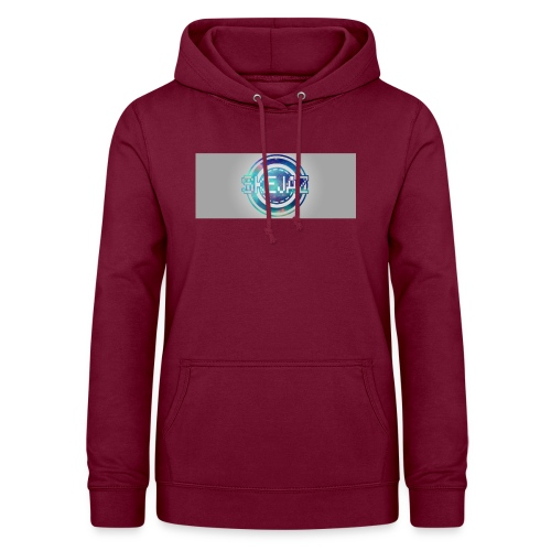 LOGO WITH BACKGROUND - Women's Hoodie
