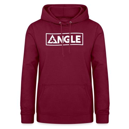 Angle Brand - Felpa con cappuccio da donna