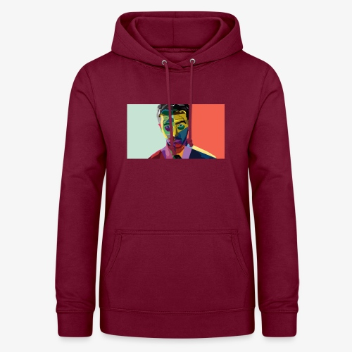 From the Club - Dame hoodie