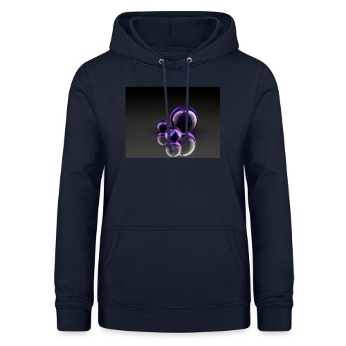 Purple Balls - Frauen Hoodie