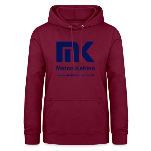 mk logo www. - Frauen Hoodie