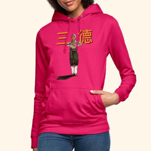 Gordon Liu - San Te - Monk ( Official) 9 dots - Vrouwen hoodie
