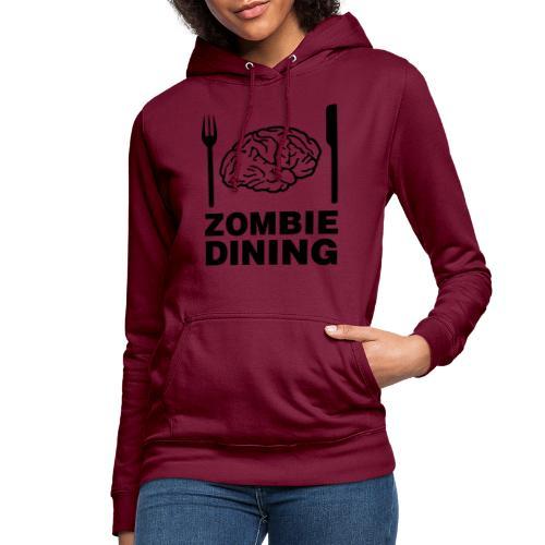 Zombie dining - Luvtröja dam