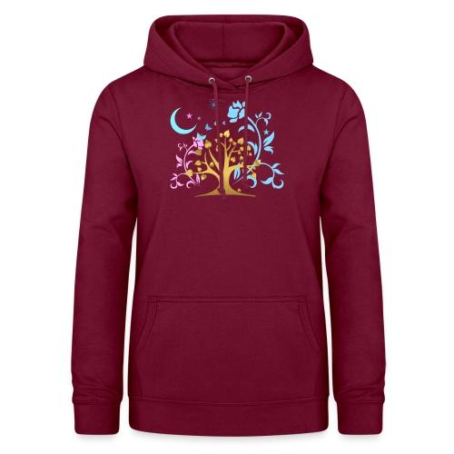 Mystic Tree - Frauen Hoodie