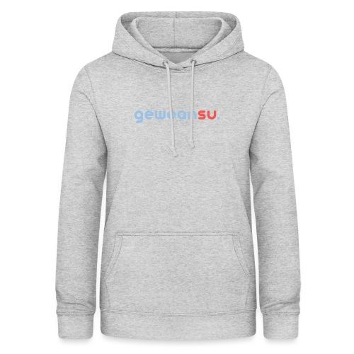 gewoansu - Vrouwen hoodie
