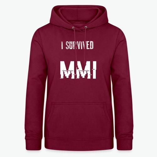 MMI survivor alternative - Sweat à capuche Femme