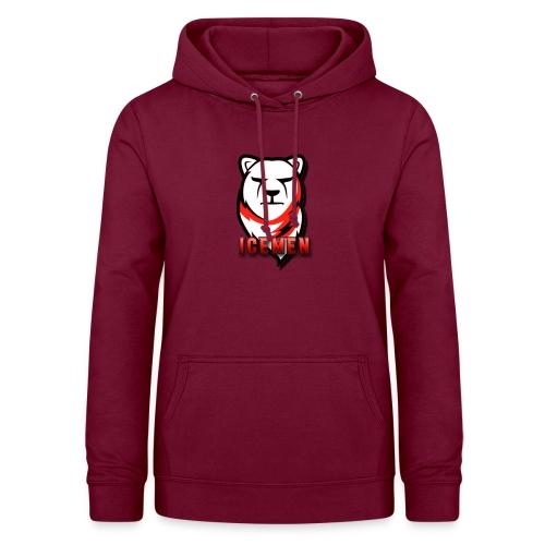 Ice Men Fashion - Vrouwen hoodie