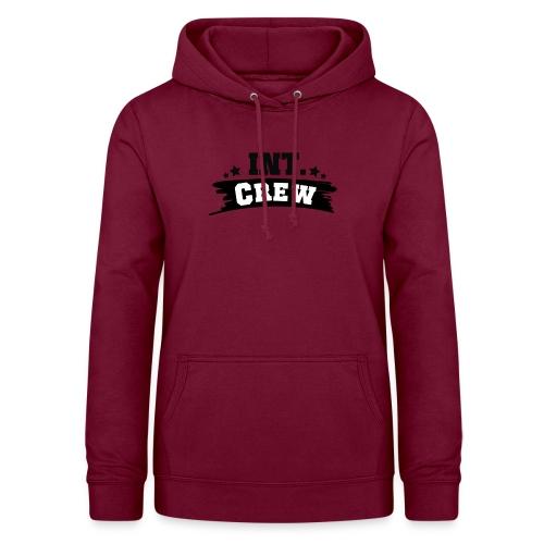 International Crew T-Shirt Design by Lattapon - Dame hoodie