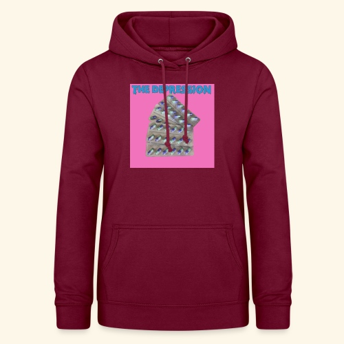 The Depresh. - Women's Hoodie