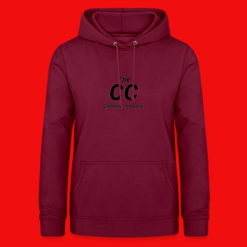 """LIMITED ADDITION """"The clothing company"""" - Women's Hoodie"""