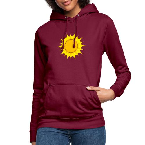 Sun / Sonne - Frauen Hoodie