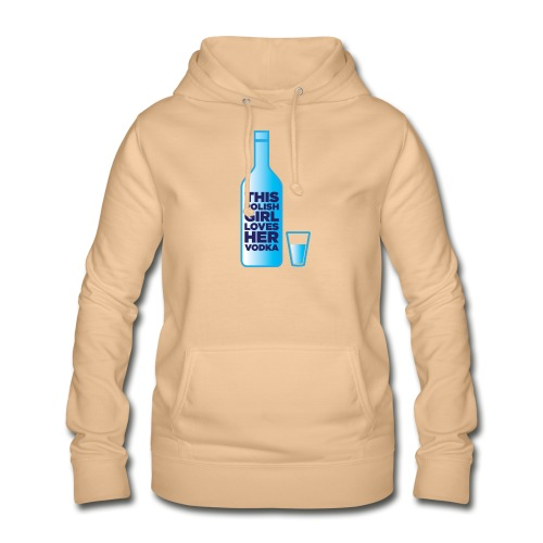 Girl loves Vodka - Frauen Hoodie