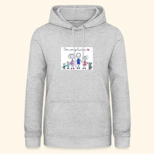 DenUmageFamilie - Dame hoodie