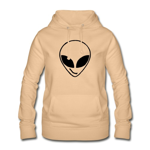 Alien simple Mask - Women's Hoodie