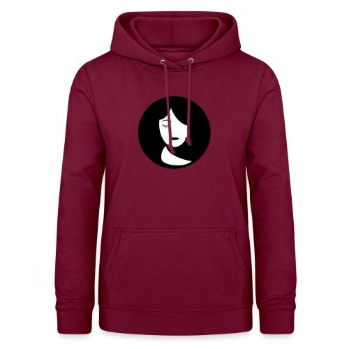 face - Vrouwen hoodie