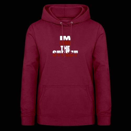 IMLOVINGTHESTREET - Dame hoodie