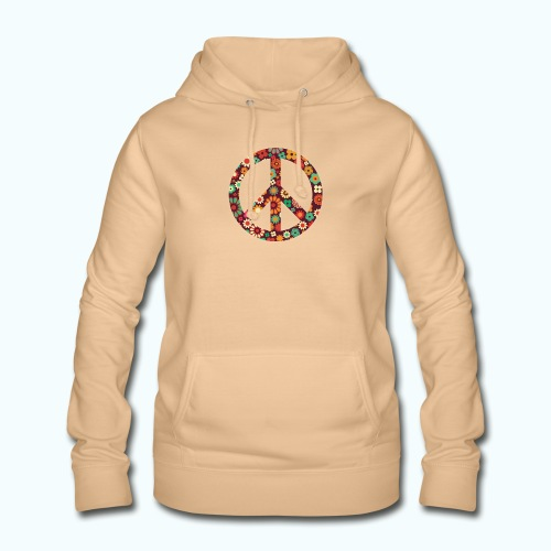 Flowers children - peace - Women's Hoodie