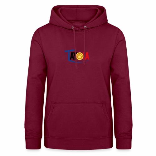 TAYOLA Nouveau logo!!! - Sweat à capuche Femme