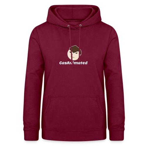 shirtlogo - Dame hoodie