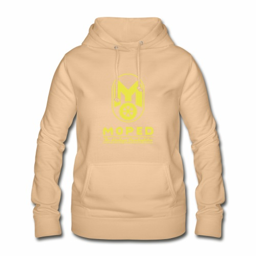 Moped - your constant travel companion - Women's Hoodie
